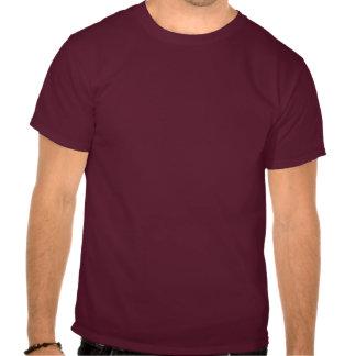 Warning POWERED BY KETCHUP Men s Dark T-Shirt