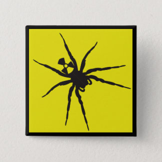 Warning: Radioactive Spider Zone Button