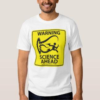WARNING! SCIENCE AHEAD! TEES