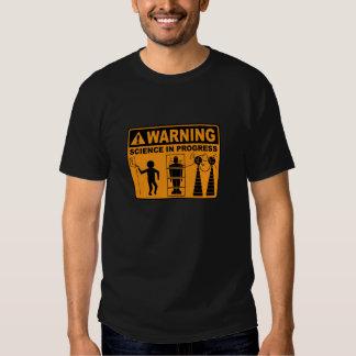 Warning! Science in Progress©: Frankenstein Shirts