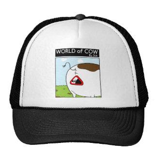 Warning Sign - Falling Cowpat Hat