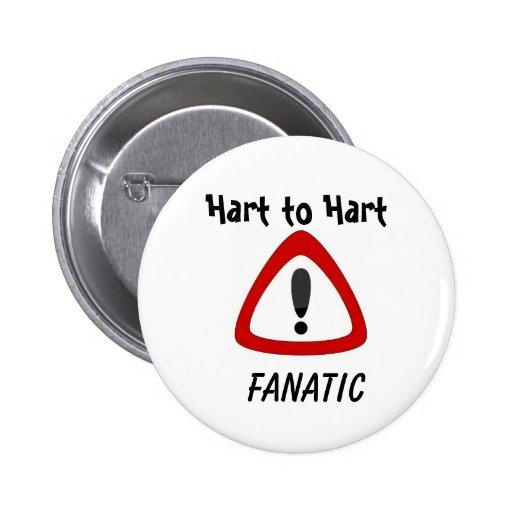 warning_symbol, Hart to Hart, Fanatic Pin