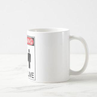 Warning: They Live Mug