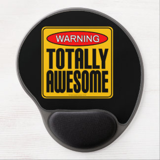 Warning: Totally Awesome Gel Mouse Pad
