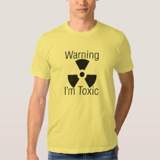 Warning - Toxic T-shirt