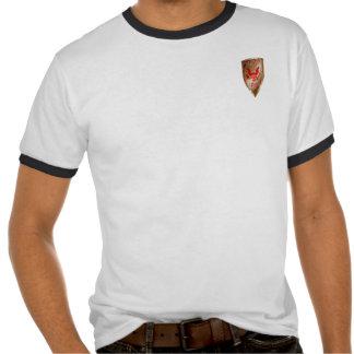 WARNING: White Christian Conservative Man T Shirts