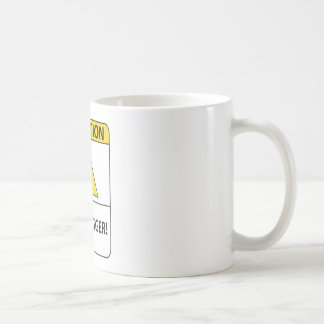WarningHUGGER001 Coffee Mug