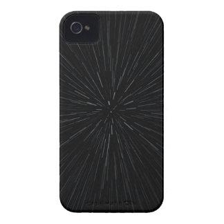 Warp Speed Movement iPhone 4 Case