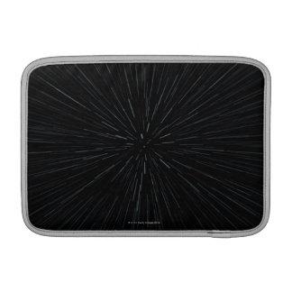 Warp Speed Movement MacBook Sleeve