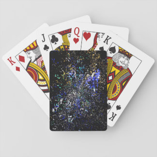Warped Space Playing Cards