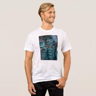Warped Train Spring Design T-Shirt