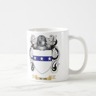 Warr Family Crest (Coat of Arms) Coffee Mug