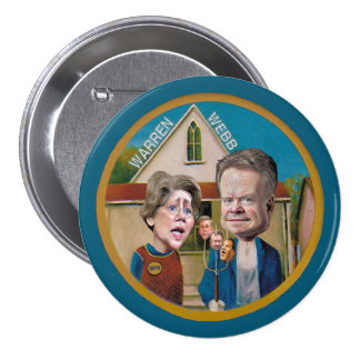 Warren and Webb for 2016 7.5 Cm Round Badge