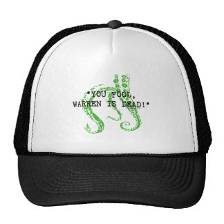 Warren is dead H. P. Lovecraft Hat