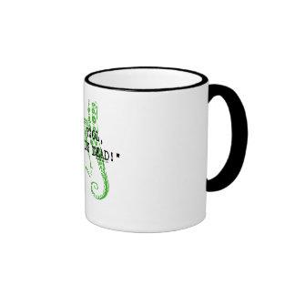 Warren is dead H. P. Lovecraft Coffee Mugs