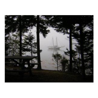 Warren Island Postcard - 1