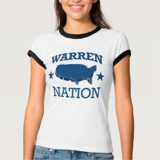 WARREN NATION T-Shirt