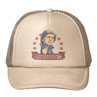 Warren Pres '16 Hat