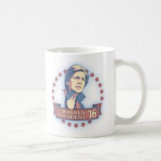 Warren Pres '16 Coffee Mug