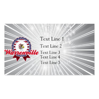 Warrenville, IL Business Card Templates