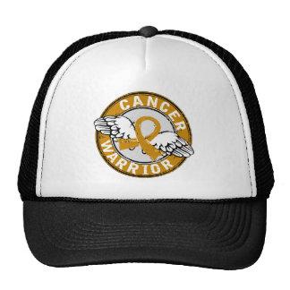 Warrior 14C Appendix Cancer Hats