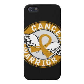 Warrior 14C Appendix Cancer iPhone 5 Covers