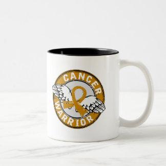 Warrior 14C Appendix Cancer Coffee Mug