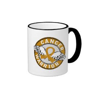 Warrior 14C Appendix Cancer Mug