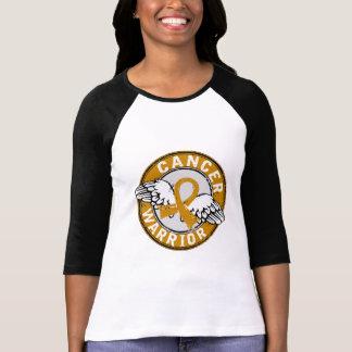 Warrior 14C Appendix Cancer T-shirt