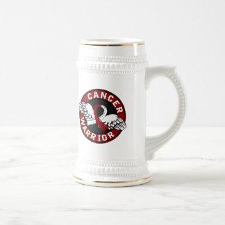 Warrior 14C Head and Neck Cancer Coffee Mug