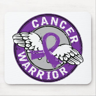 Warrior 14C Leiomyosarcoma Mouse Pads