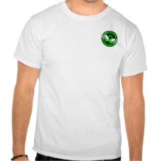 Warrior 14C Lymphoma T-shirts