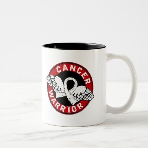 Warrior 14C Mesothelioma Coffee Mug