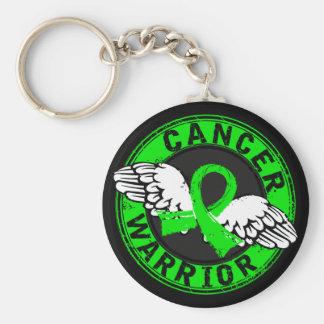 Warrior 14C Non-Hodgkin s Lymphoma Keychain