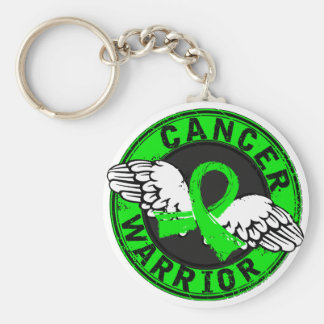 Warrior 14C Non-Hodgkin's Lymphoma Key Ring