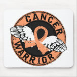 Warrior 14C Uterine Cancer Mouse Pad