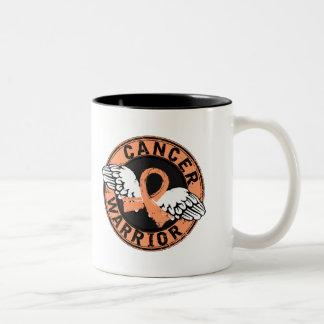 Warrior 14C Uterine Cancer Coffee Mugs