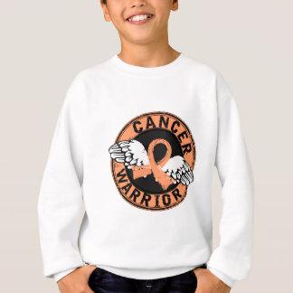 Warrior 14C Uterine Cancer Tshirt