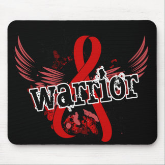 Warrior 16 AIDS Mouse Pad