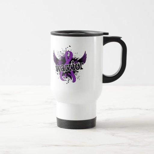 Warrior 16 Alzheimer's Disease Mugs