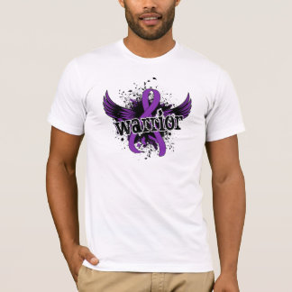 Warrior 16 Alzheimer's Disease T-Shirt