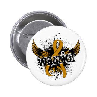 Warrior 16 Appendix Cancer Pin