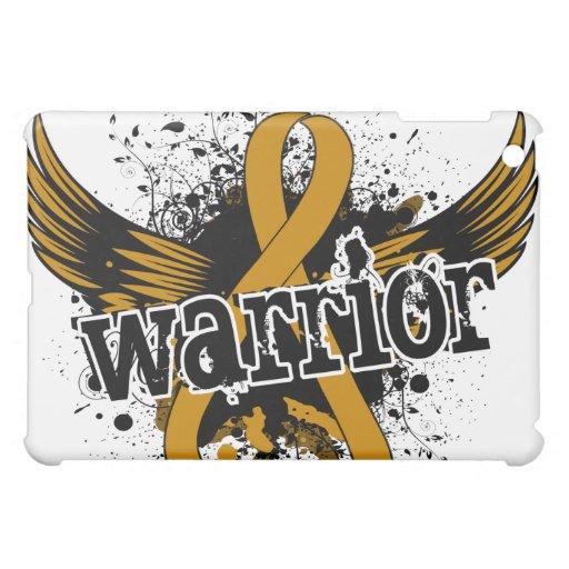 Warrior 16 Appendix Cancer iPad Mini Covers