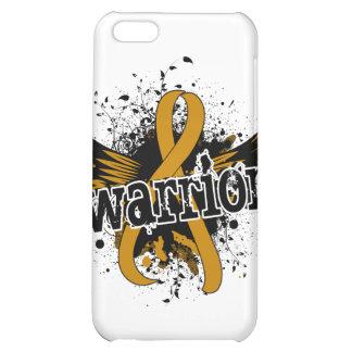 Warrior 16 Appendix Cancer iPhone 5C Cases