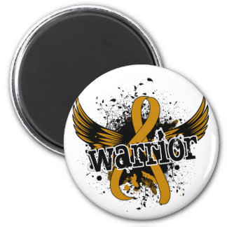Warrior 16 Appendix Cancer Magnets