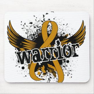 Warrior 16 Appendix Cancer Mouse Pad