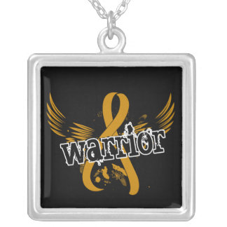 Warrior 16 Appendix Cancer Custom Jewelry