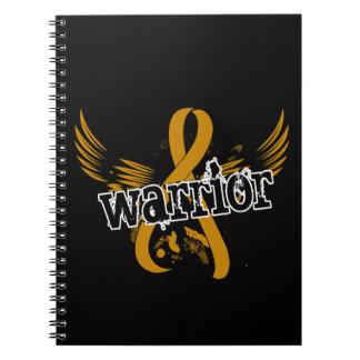Warrior 16 Appendix Cancer Note Books