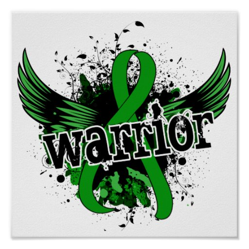 Warrior 16 Bile Duct Cancer Posters