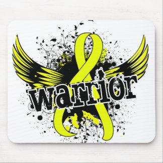 Warrior 16 Bladder Cancer Mouse Pad